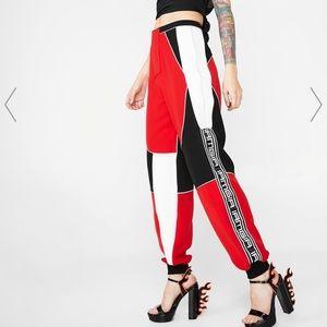 I.AM.GIA Electra Reflective Pants
